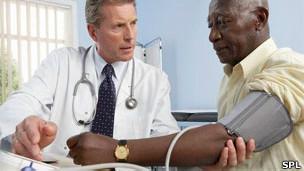 Mejor presión arterial del reino unido