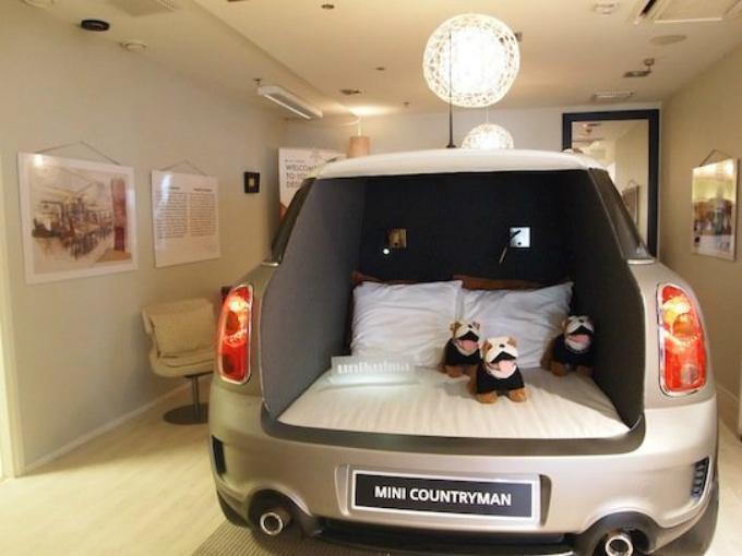 Un hotel en finlandia ofrece las habitaciones m s raras for Las habitaciones mas raras del mundo
