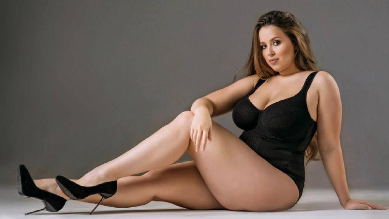 A la mierda grandes mujeres gordas