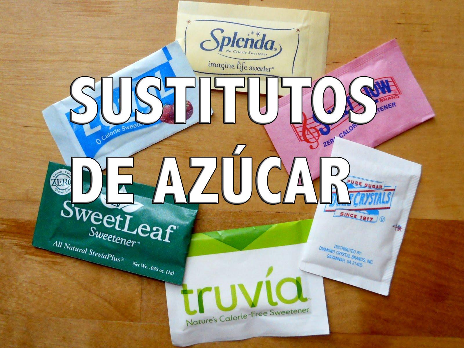 Los sustitutos de azúcar pueden ser muy dañinos para la