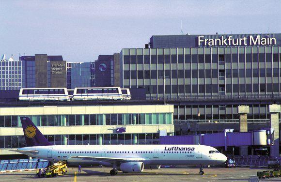 Aeropuerto-de-Frankfurt