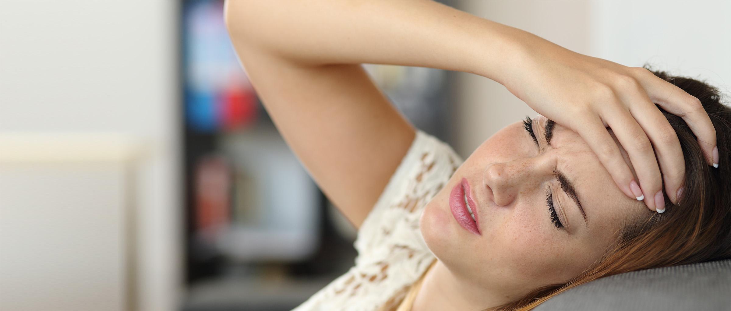 Sensación de desmayo y malestar estomacal