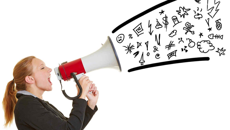 Decir palabras groseras puede ayudarnos a aguantar el - Imagenes de gente mala onda ...