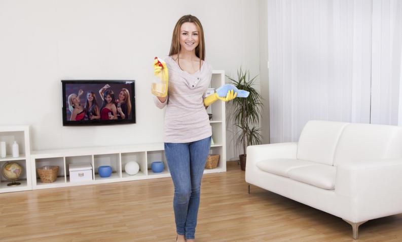 Aprende c mo arreglar la casa en menos de quince minutos - Como mantener la casa limpia ...
